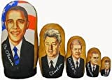 Obama Democrat President * 5 pcs / 6 in * pol.obama.d