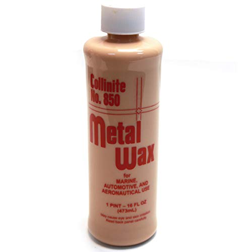 Collinite 850 Metal Wax Pint 16 Fluid Ounces