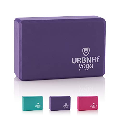 URBNFit Yoga Block (Purple) - Block Purple