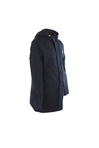 Padded Jacket Authentics Perry Blu Portwood Fred wt0Yq8W