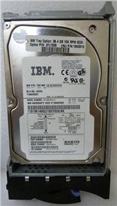 Ultra160 Hot Swap Hard Disk - 6