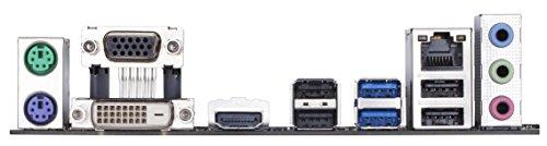 GIGABYTE H310M S2H (LGA1151/ Intel/ H310/ Micro ATX/Ultra Durable/ 8118 Gaming LAN/ DDR4/ HDMI 1.4/ M.2/ DVI-D/Motherboard)