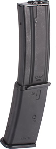 Evike - Matrix 160 Round Hi-Cap Magazine for MP7 / R4 Series Airsoft AEG