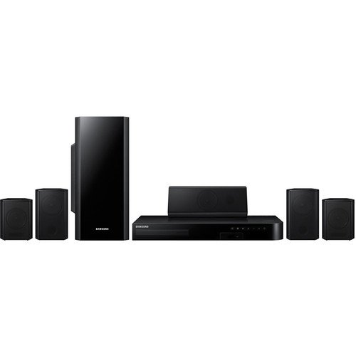 Samsung 5.1-Channel 1000W 3D Smart Blu-ray Home Theater System by Samsung