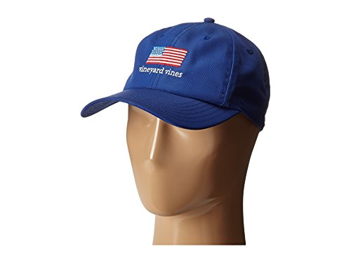 - Vineyard Vines Flag Performance Hat (Harbor Blue)