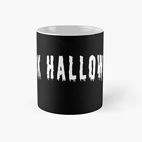 31St Halloween 110Z Coffee Mugs