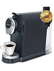 Elite Coffee Maker Espresso Machine By Mixpresso Black