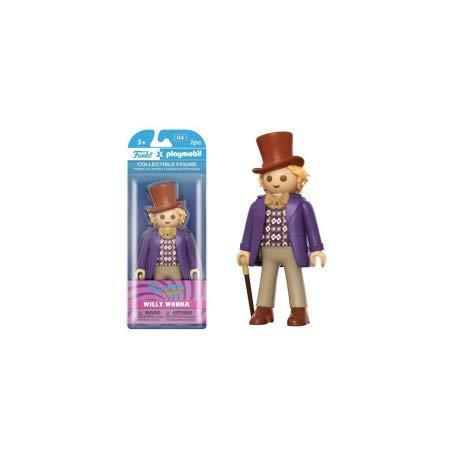 Funko Playmobil: Willy Wonka - Willy Wonka Vinyl -