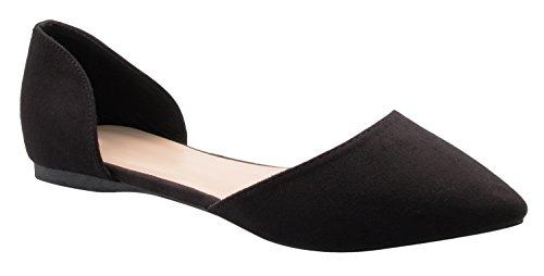 OLIVIA Womens Dorsay Pointed Fashion product image
