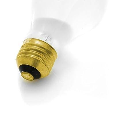 150-Watt Frosted Long-Life Light Bulbs (ULA-101) 20,000 Hours Life