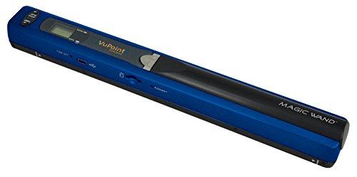 VuPoint Magic Wand Hand Scanner - PDS-ST415BU-VP Blue by VUPOINT