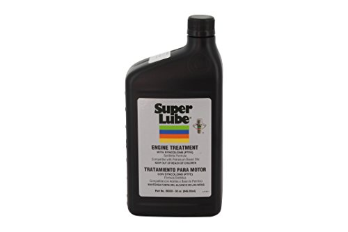 Super Lube 20320 Engine Treatment, 1 quart Bottle