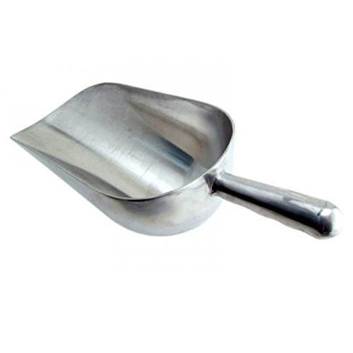 Winco AS-5 5-oz Aluminum Candy Buffet Scoop