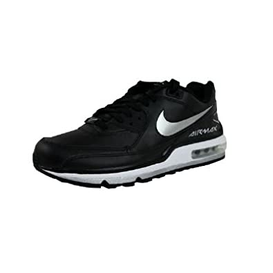 huge discount 95b67 46db5 Nike Air Max LTD 2 316391031, Baskets Mode Homme Size 11 BlackSilver  Amazon.co.uk Shoes  Bags