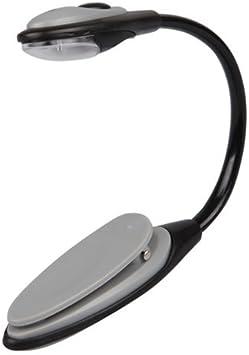Sonline Linterna Libro Flexible Lectura Luz de LED para Lectura ...