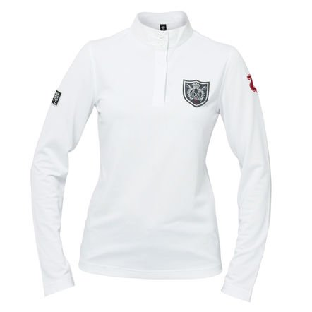 Competition Riding Shirt - 8