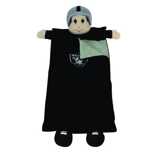 Oakland Raiders Mascot Sleeping Bag, Outdoor Stuffs