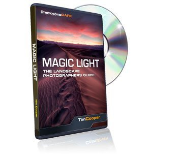 Digital Photography Techniques - Magic Light tutorial DVD - The Landscape Photographers Guide training video