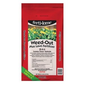 eed Killer and Lawn Fertilizer, 20-Pound (Ferti Lome Weed Killer)