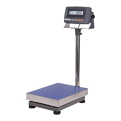 Digiweigh Industrial Grade Bench Scale, 400 lb (DWP-440)