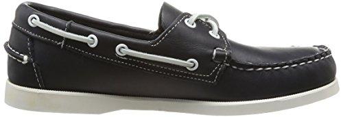 Navy Sebago Blue Boat Shoe Men's Docksides Nite 0wYxq74Ynr