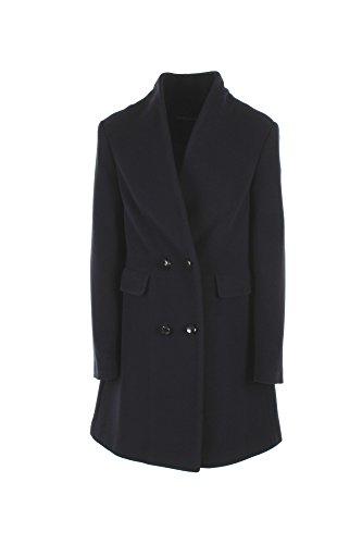 Cappotto Donna Paris 48 Blu Kim Marisa Autunno Inverno 2017/18