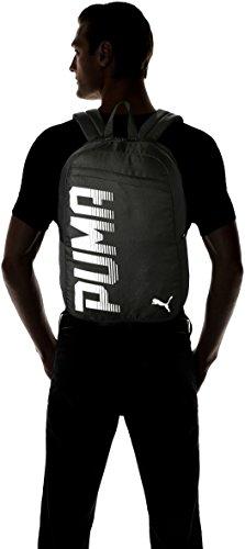Rucksack puma Pioneer black I Backpack Puma 8Aq4Y