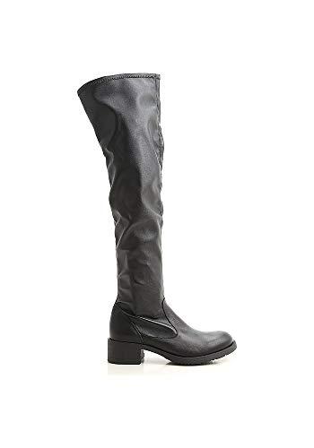 Stiefeletten Schwarz Stiefel Jo Damen amp; Liu 6qBFIx