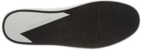 Crime London 11322ks1, Sneaker a Collo Alto Uomo Bianco (Weiß)