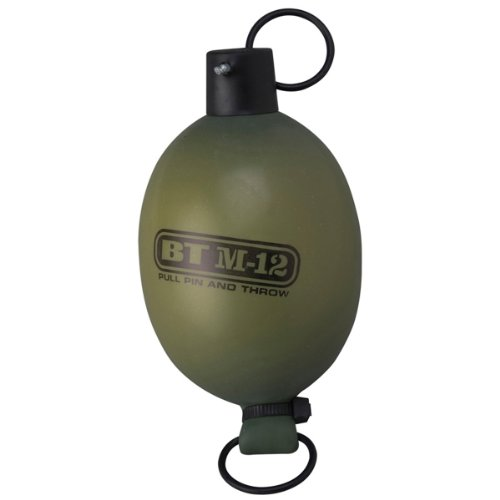 Empire Paintball BT M-12 Paint Grenade, Olive