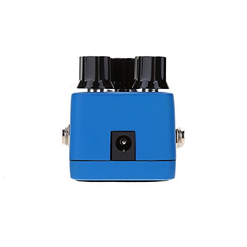 VIBRATO Guitar Pedal FVB2 Mini Portable Effect Pedal for Electric Guitar True Bypass Full Metal Shell Pedal by Vbestlife (Image #8)