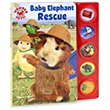 Wonder Pets: Baby Elephant Rescue (Little Touch and Hear Sound)