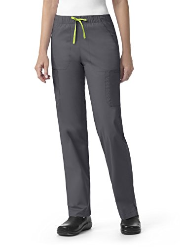 Signature Collection By Vera Bradley Women's Florence Drawstring Cargo Scrub Pant ()