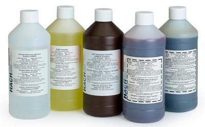Hach 40520 Fluoride Standard Solution, 2.0 mg/L as F (NIST), 500 mL