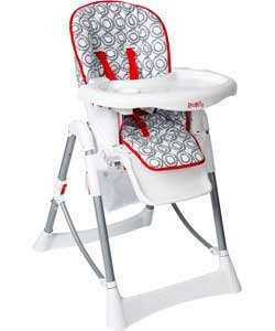 Tremendous Amazon Com Red Kite Feed Me Ultimo Highchair Polar Baby Dailytribune Chair Design For Home Dailytribuneorg