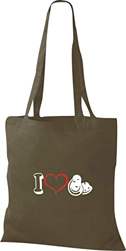 fourre femme tout olive Shirtstown sac pour BPHpn7F