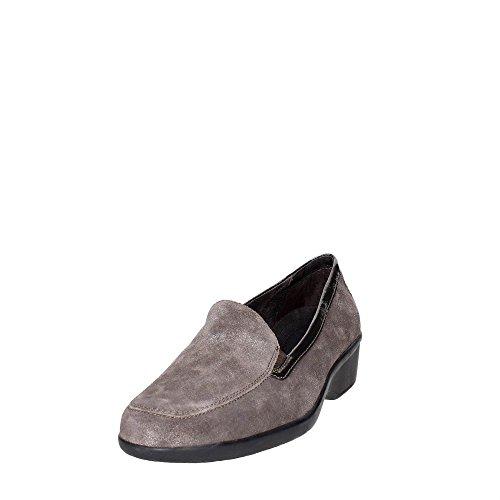 Stonefly 103109 Morbidone Confort Moccasins New . Grey HnlDM