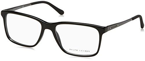Ralph Lauren RL6133 Eyeglass Frames 5001-56 - Black RL6133-5001-56
