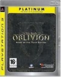 Elder Scrolls Iv Oblivion Goty Ps3