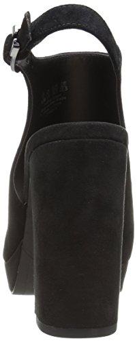 Fergie Womens Carmyn Dress Sandal Black zYAGOom