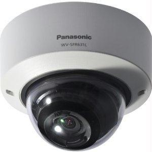 Panasonic i-Pro WV-SFR631L Network Camera - Color, Monochrome