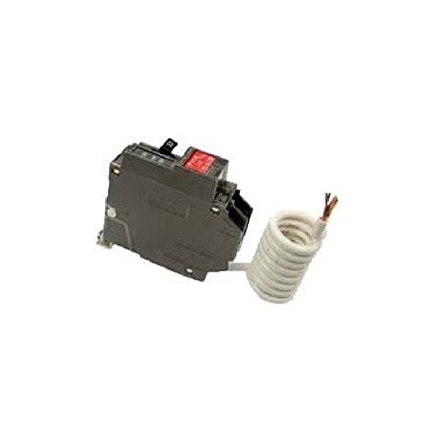 GE THQB1120GFT Bolt-On Mount Type THQB Self-Test Ground Fault Circuit Interrupter 1-Pole 20 Amp 120 Volt - 1 Pole Ge 20 Amp