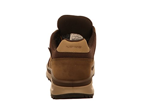 Nubuck Mens Marron Shoes Lo Gore Locarno Lowa Tex RAWwdXXq