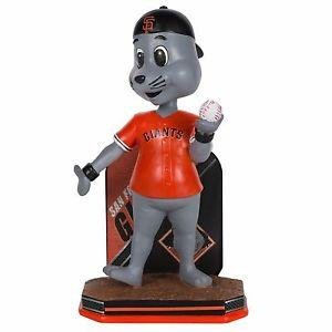 San Francisco Giants Mascot Name And Number Bobble