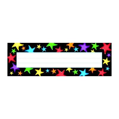 (Gel Stars Desk Topper Name Tag [Set of)