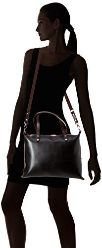 Zb Unique 076 Noir Rose Cabas Noir Paquetage Taille Aw0qTx0