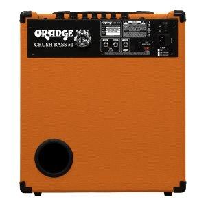 Orange Crush Bass 50 watt Bass Guitar Amp Combo, Orange