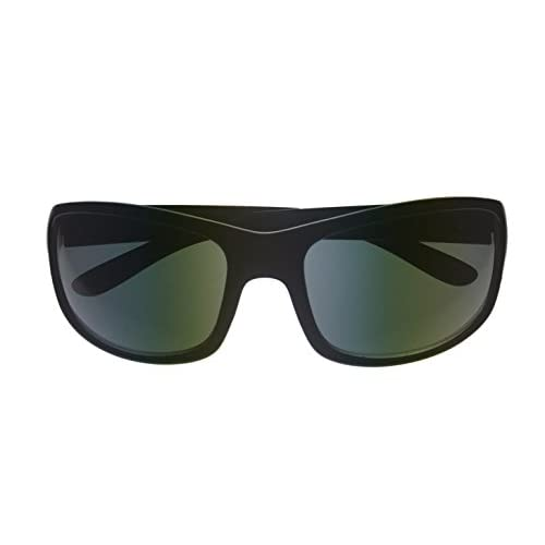e6c480af945 cheap Perry Ellis Sunglasses Mens Black Plastic Rectangle Wrap ...
