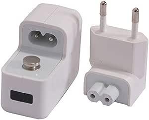 شاحن ارمور بمخرجين USB مخرج بقوة 5V 2.4A و الاخر بقوة 5V 1A مع كابل