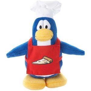 Chef Penguin - Club Penguin Pizza Chef Maker ( No Coin Or Code ) 7
